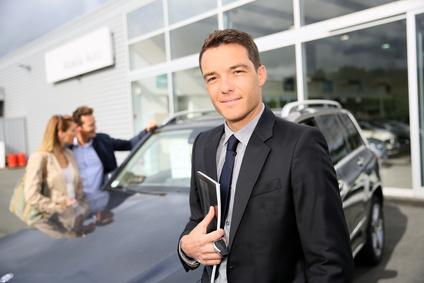 SEO & hjemmeside til bilforhandler